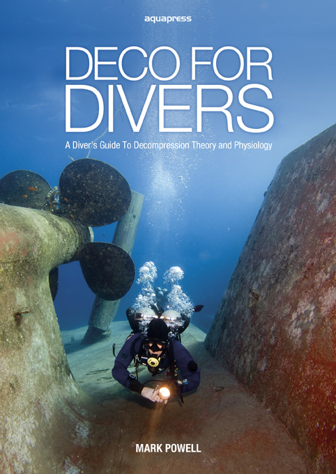 Deco for Divers by Mark Powell